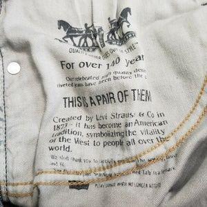 Levi's Jeans - Levi's 541 Men Denim Blue Straight Jeans Size 42